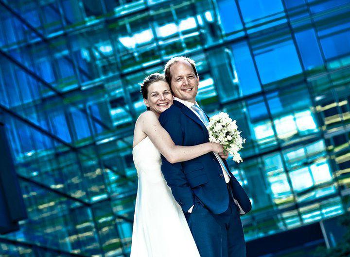 Beispiel: Portrait des Brautpaares, Foto: Dirk Uhlenbrock FOTOGRAFIE.
