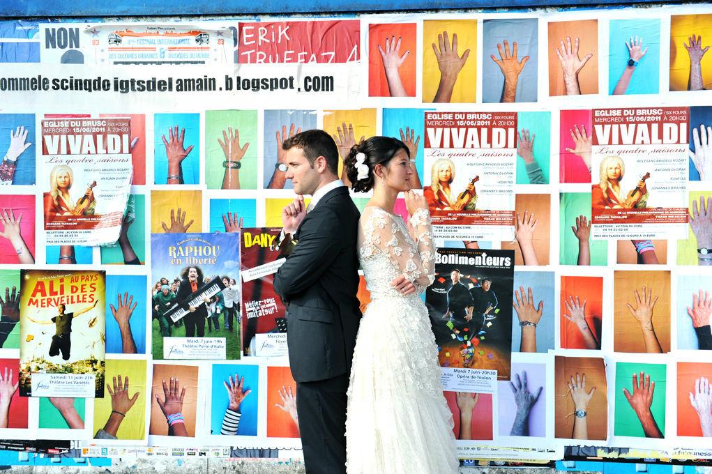 Reportage mariage Monaco, Provence-Alpes Côtes d'Azur. Johann Majerus Copyright 2013