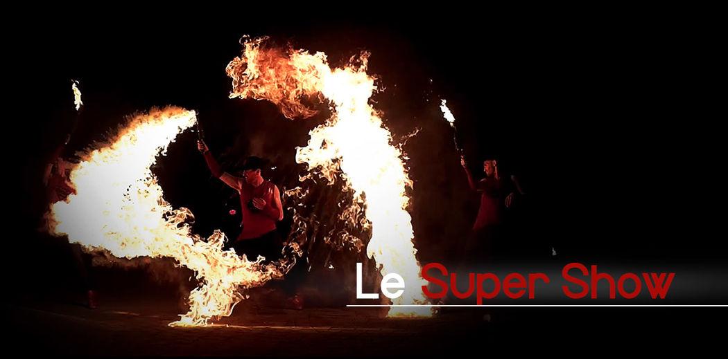 Super Cho - feu
