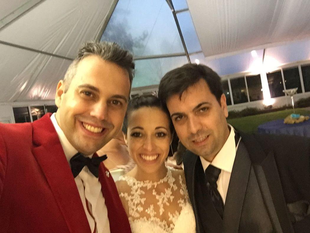Casamento Romina e Nuno Mata
