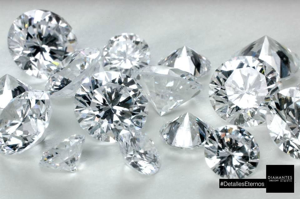 Carlo Conti Diamantes