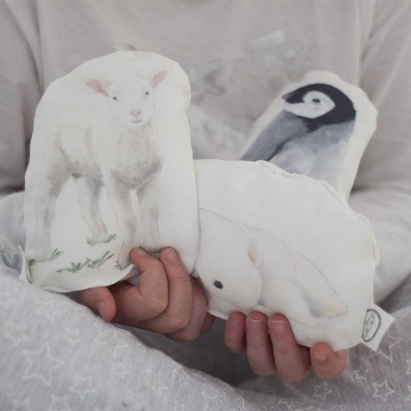 La Tortuguita Blanca