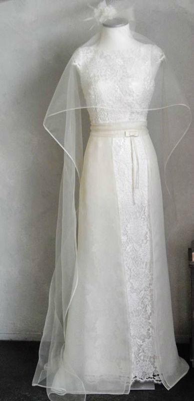 Beispiel: Brautkleid, Foto: VANNILLA.