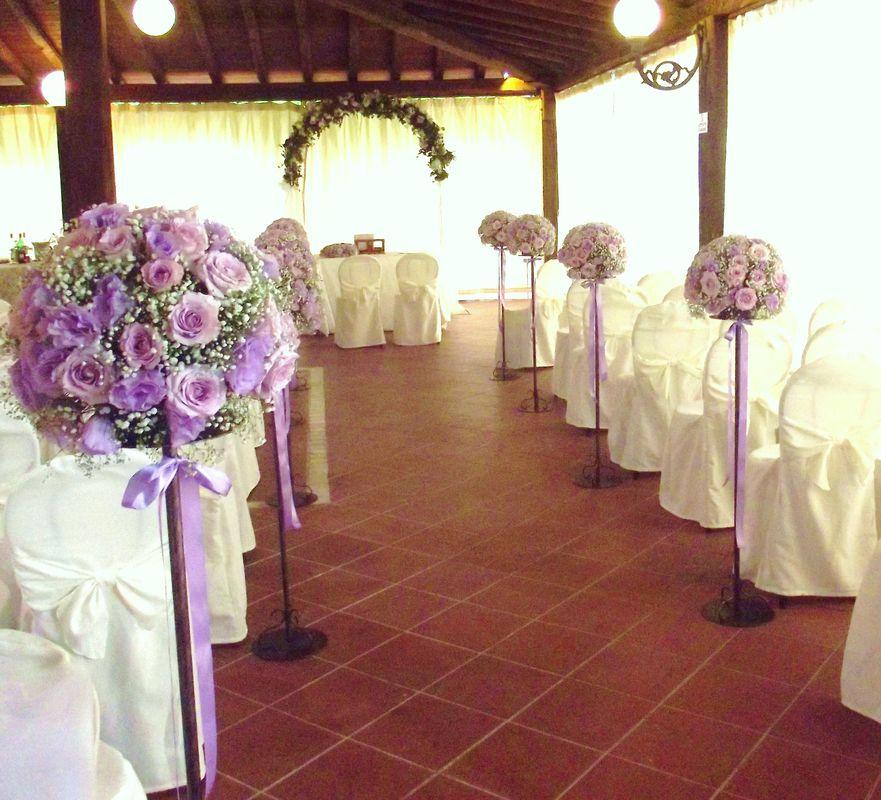 cerimonia lilla