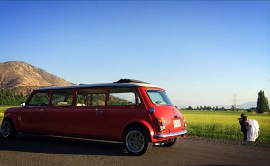 Mini limousine Chile