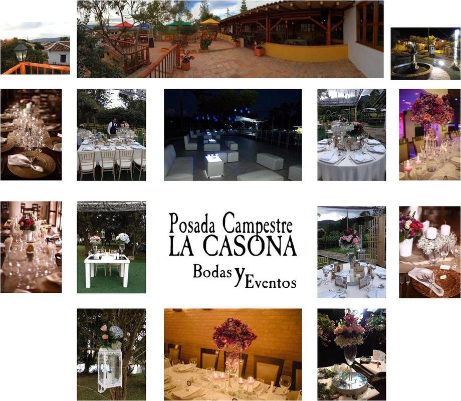 Posada Campestre La Casona