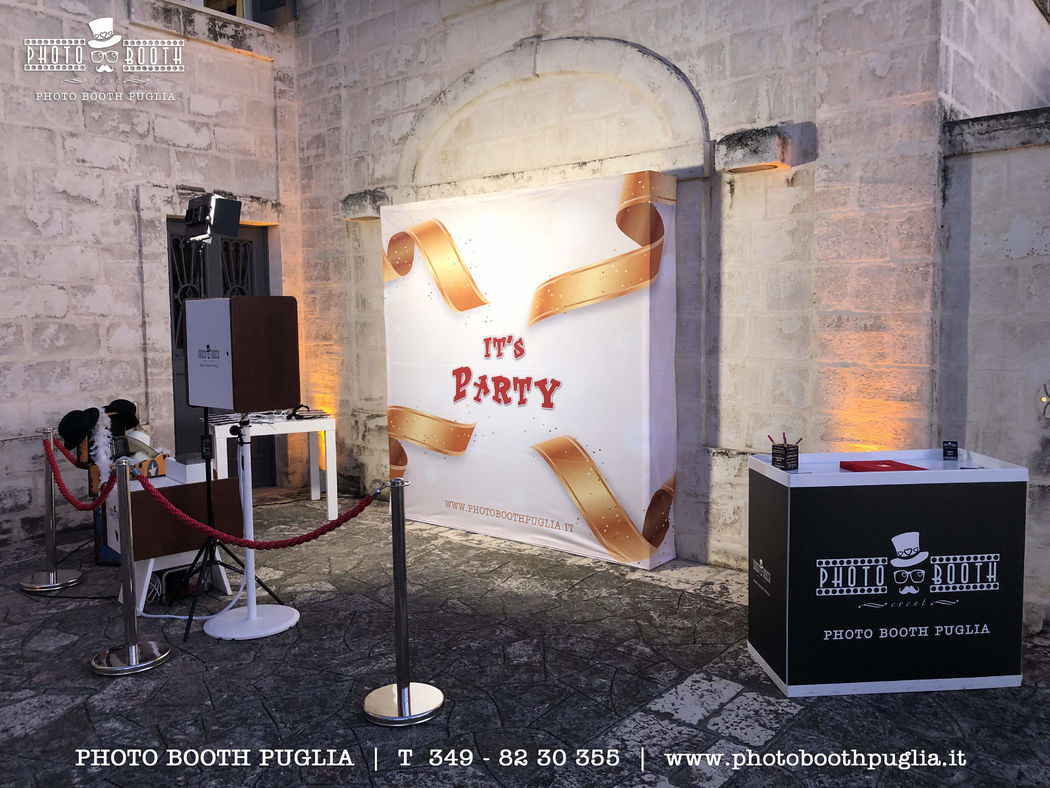 Photo Booth Puglia