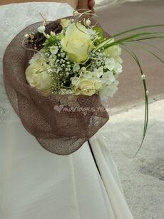 L'esprit Déco: bouquet de la mariée.