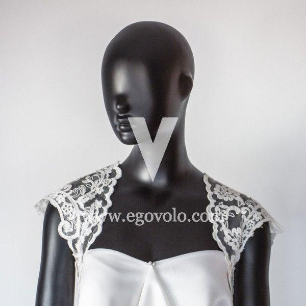 Bolero de Novia Valencia. Puedes adquirirlo en www.egovolo.com