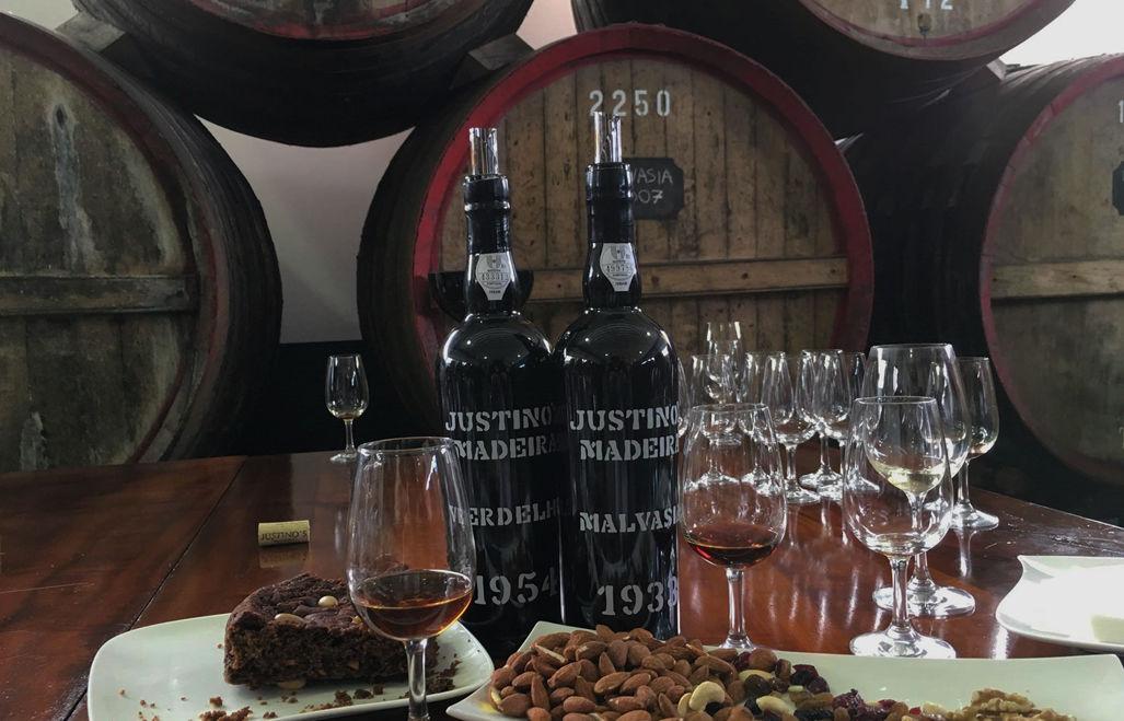 Justino's Madeira Wines