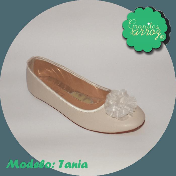 Modelo Tania/ Color Perla