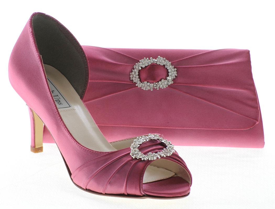 Zapato y bolso de fiesta enepe Ivonne
