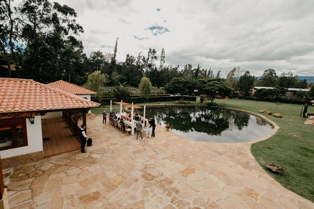 Hacienda Aglaya Villa de Leyva