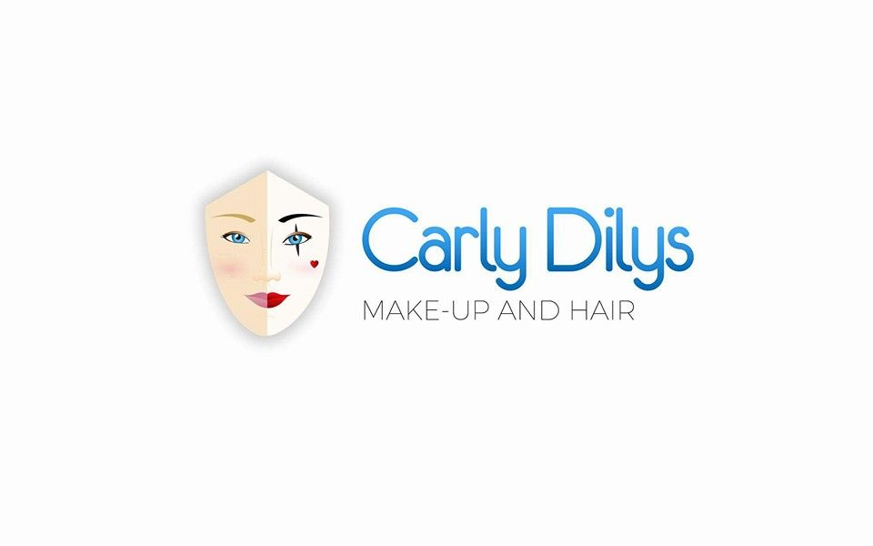 Carly Dilys make-up and hair