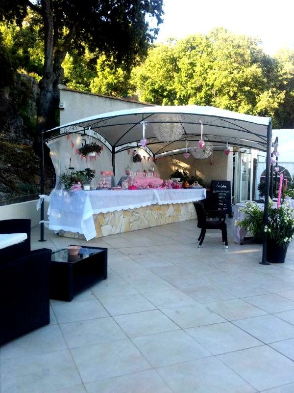 Le candy bar - Domaine Les Soleiades