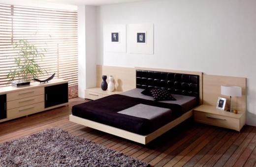 Muebles La Tinaja. Dormitorio de Diseño