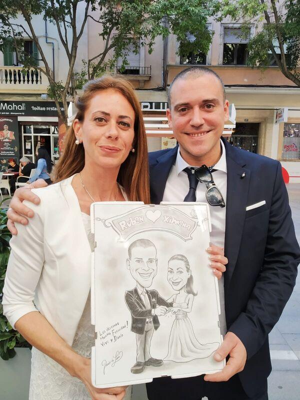 Caricatures Daril Arts