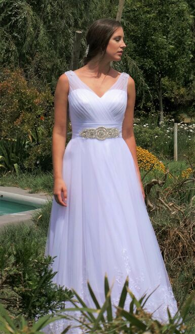 Colección Romance Modelo: Isabelle