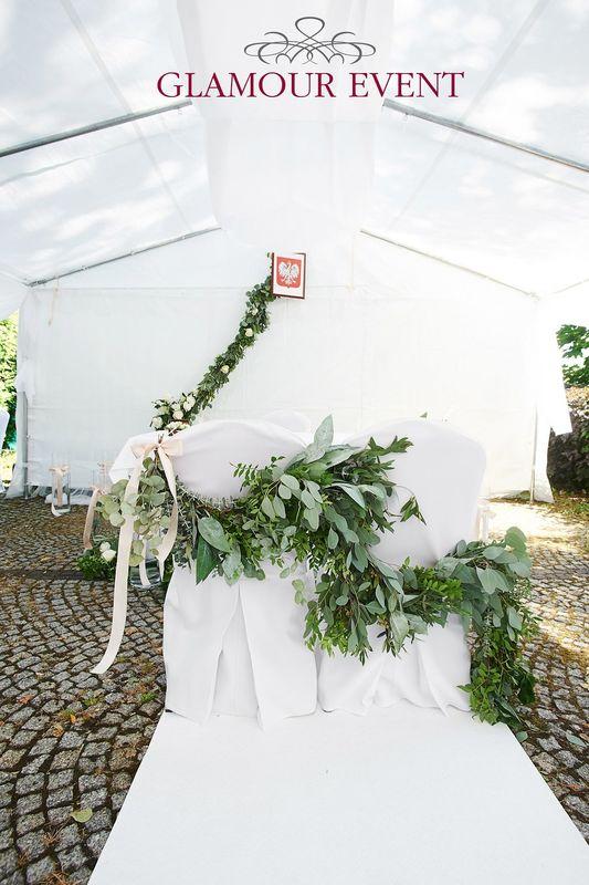 Ślub plenerowy w stylu rustykalnym fot. Radek Radziszewski