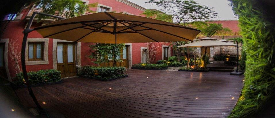 Hotel Casa Madero en Morelia