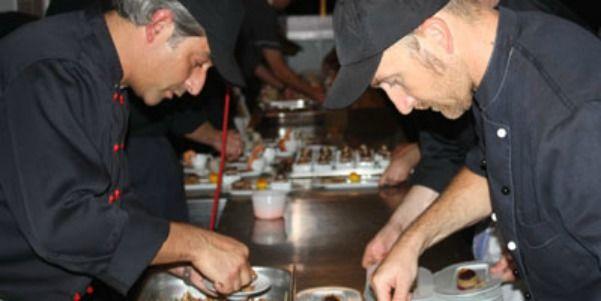 Professionelles Team Foto: Al Dente Catering