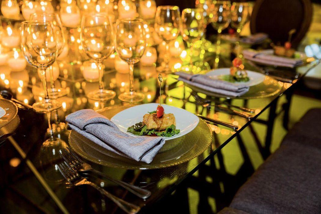 Fuziones Banquetes Gourmet