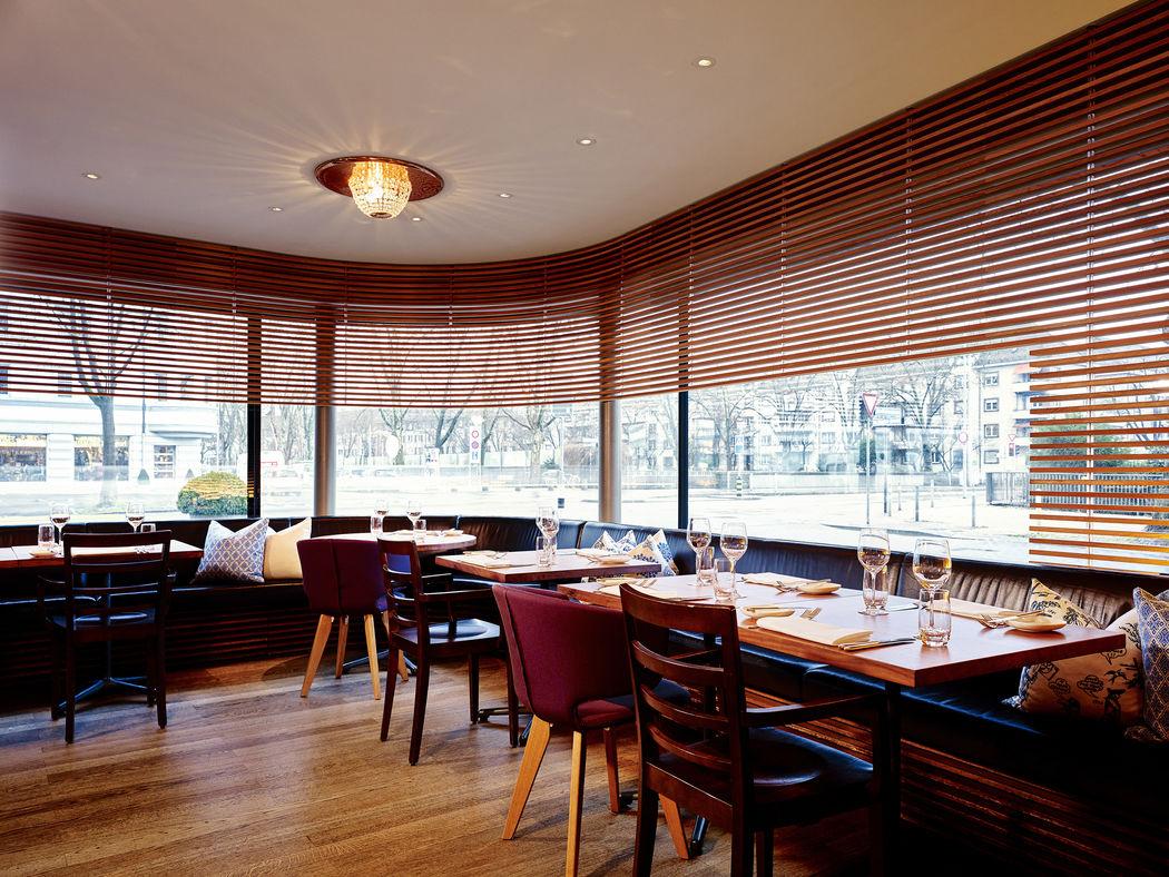 Hotel Greulich: Restaurant