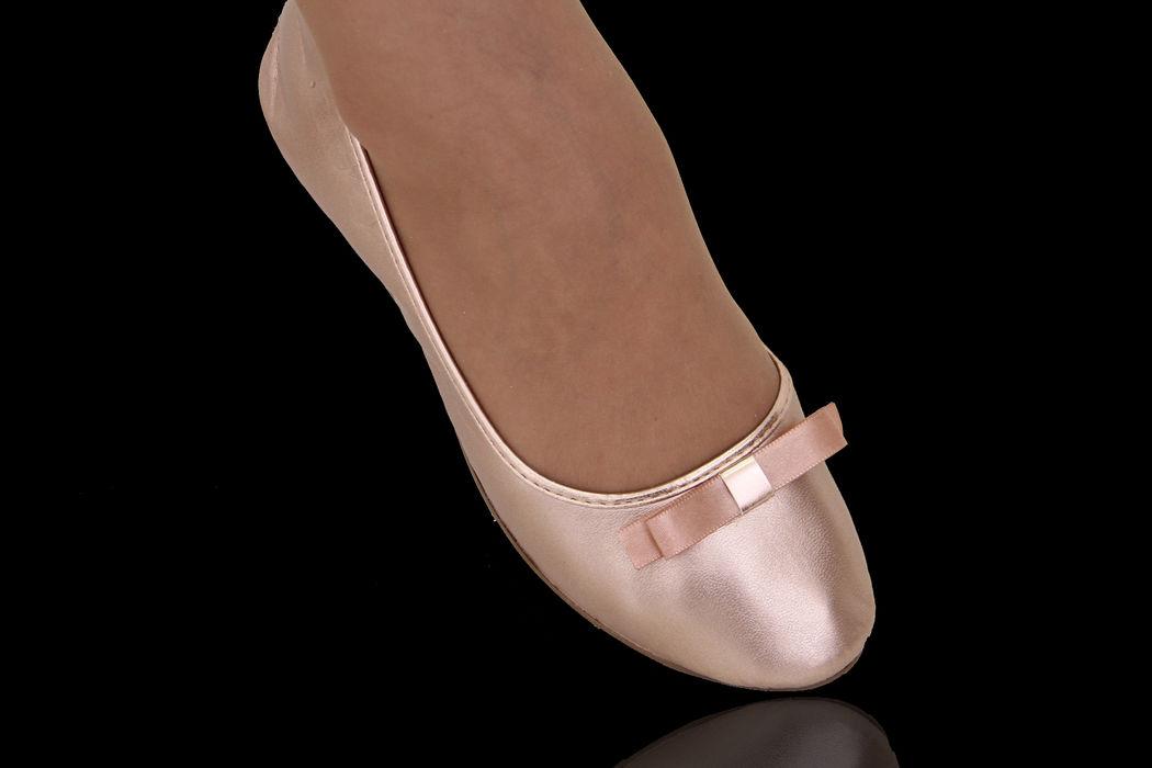 Série Top Soft Ouro Rosê com Lacinho Chanel