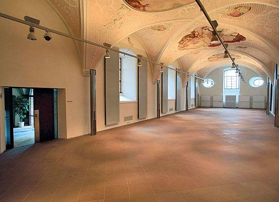 Beispiel: Bernhardsaal, Foto: Kloster Bronnbach.