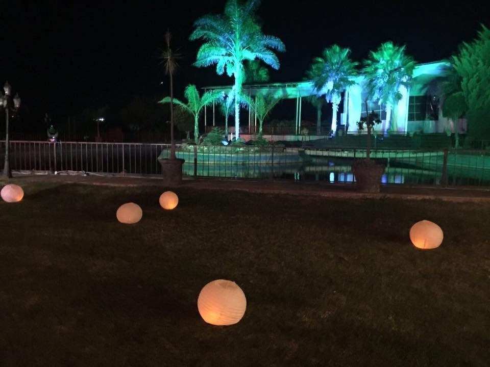 Casa Azul Jardines para Eventos