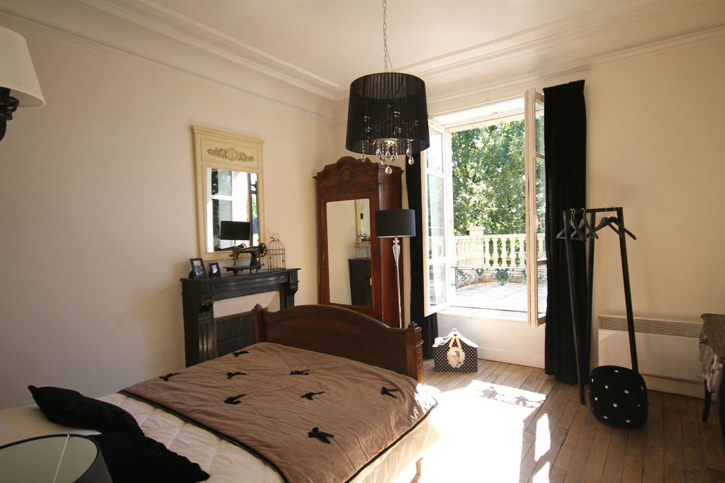 La  chambre MARIE JEANNE et sa terrasse