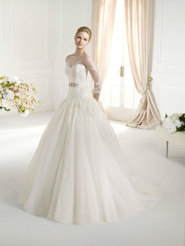 Beispiel: Ein Traum in weiß, Foto: Dolce Vita.
