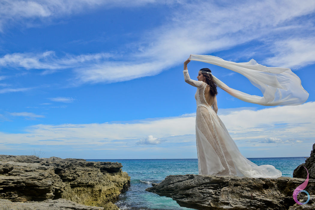 The Ocean Photo Weddings Wedding Occidental at Xcaret Destination Riviera Maya photographer