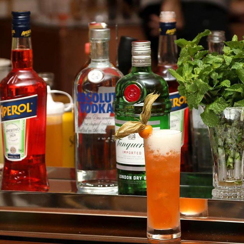 Casa Lisboa Bebidas
