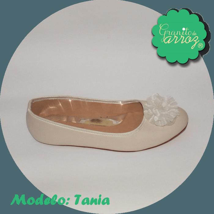 Modelo Tania/ Color perla.