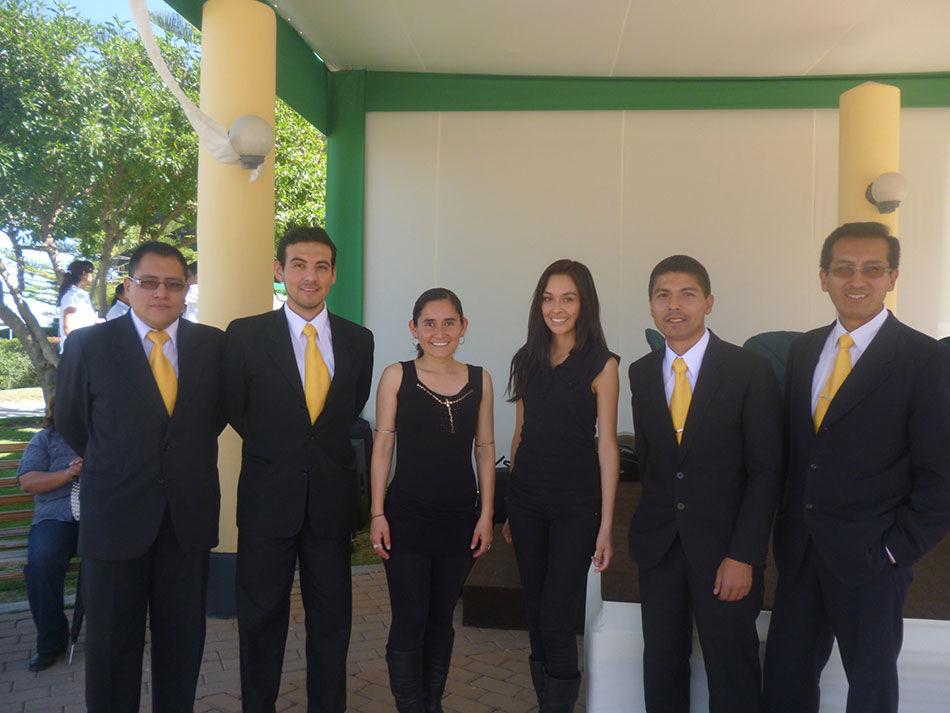 Grupo Mozart Arequipa
