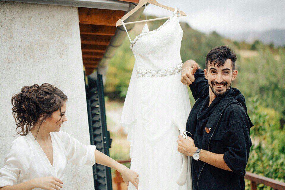 Свадебный ведущий Дмитрий Сафонов