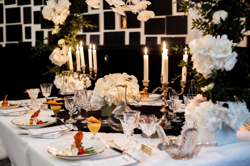 Table théme Gatsby Mam'zelle Event