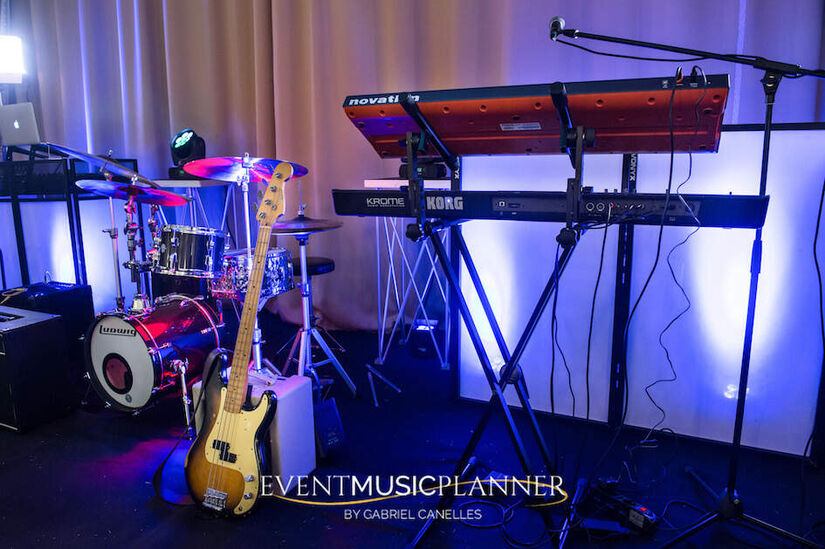 Event Music Planner