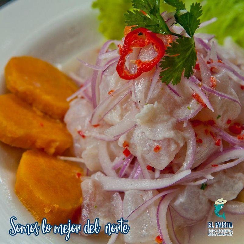 Cevicheria Restaurant El Paisita