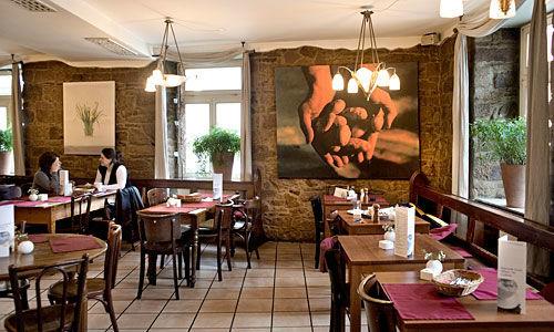 Beispiel: Innenraum, Foto: Das Kartoffelhaus.