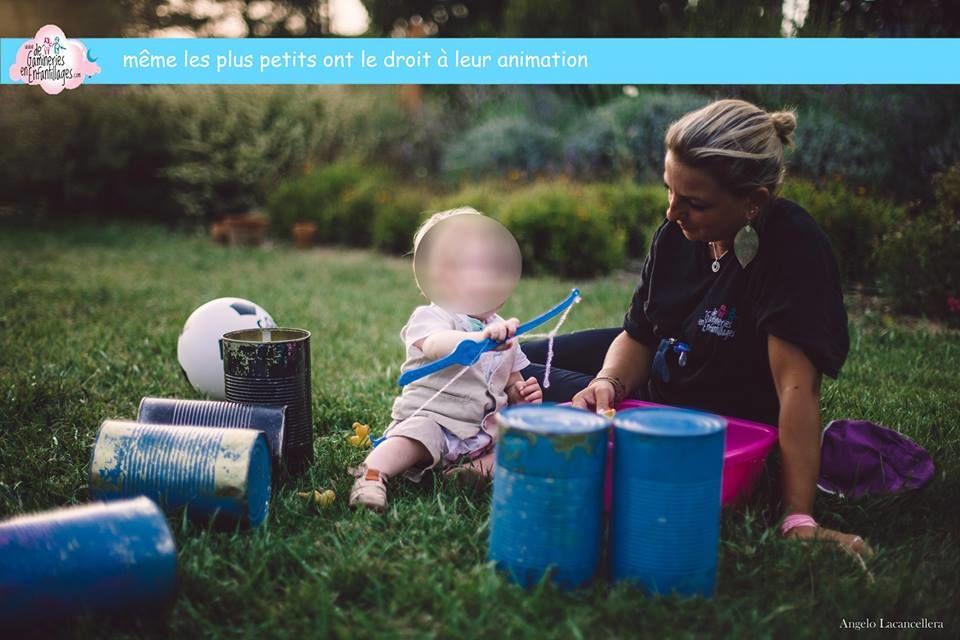DE GAMINERIES EN ENFANTILLAGES