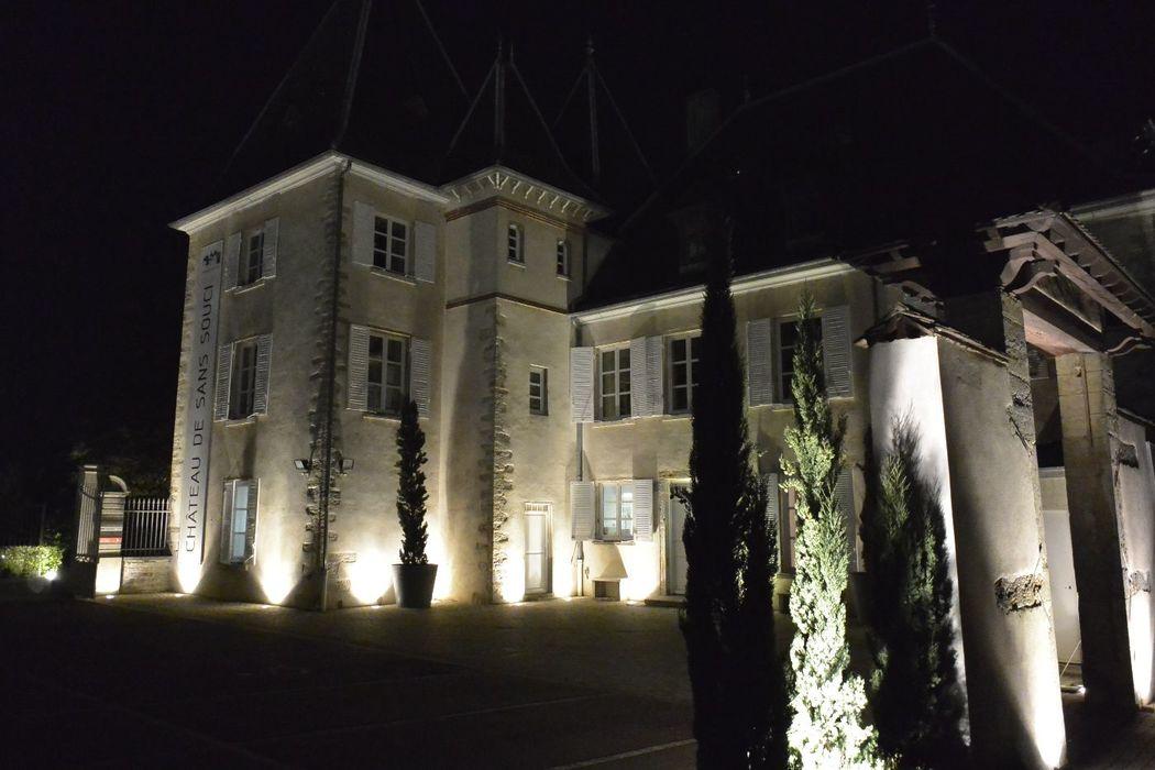 Château de Sans Souci