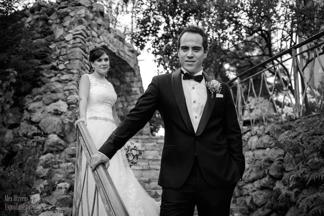 Loreto y Osvaldo