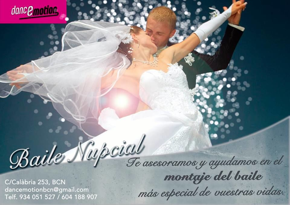 Dance Emotion - baile nupcial