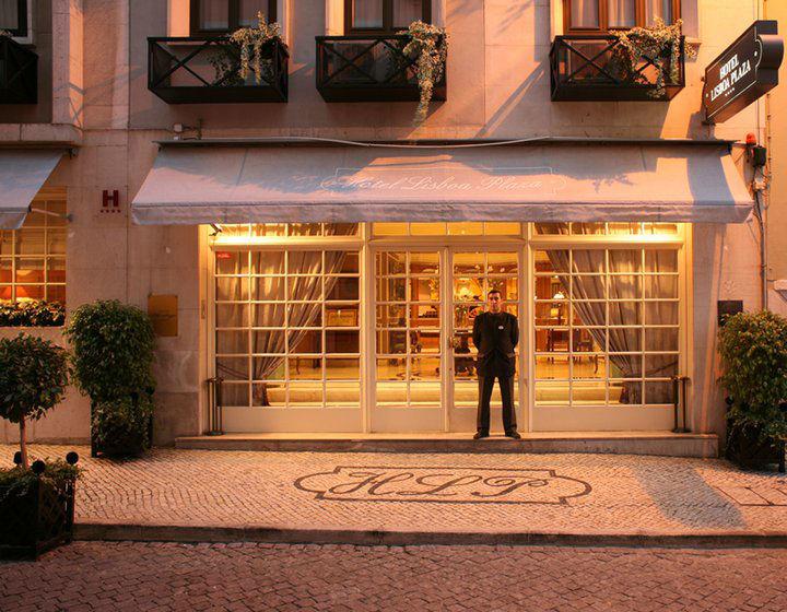 Foto: Hotel Lisboa Plaza