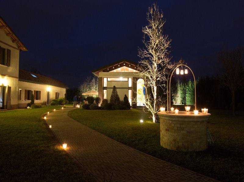 Villa Rosa by Rossart Weddings & Events