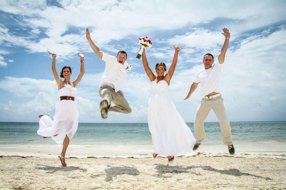 1.- Destination Wedding