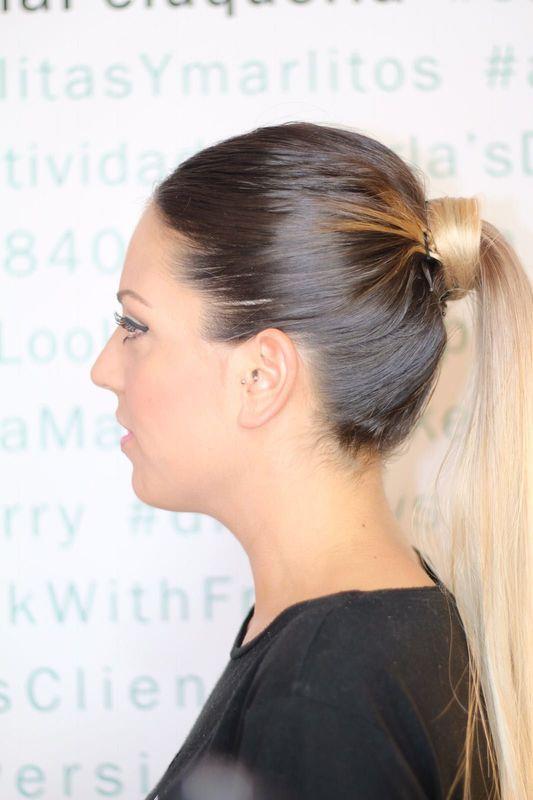 Peinado y makeup