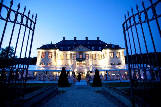 Beispiel: Außenansicht, Foto: Schloss Körtlinghausen.